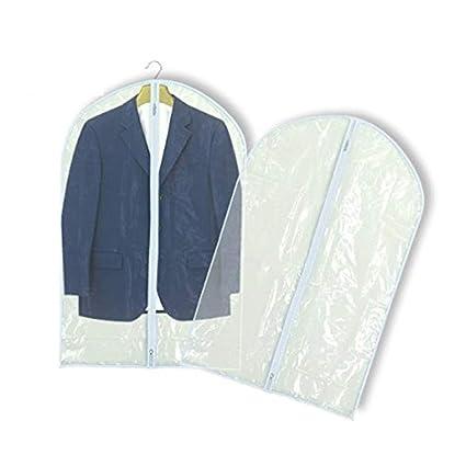 LUXEHOME reutilizable plegable Clear vinilo larga la ropa ...