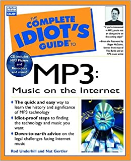 with CDROM MP3 and the Digital Music Revolution Turn Your PC Into a CD-Quality Digital Jukebox