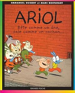 """Afficher """"Ariol n° 3 Bête comme un âne, sale comme un cochon"""""""