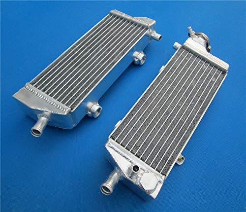 Aluminum radiator for KTM 250/450/530 EXC/EXC-F 2008 2009 2010