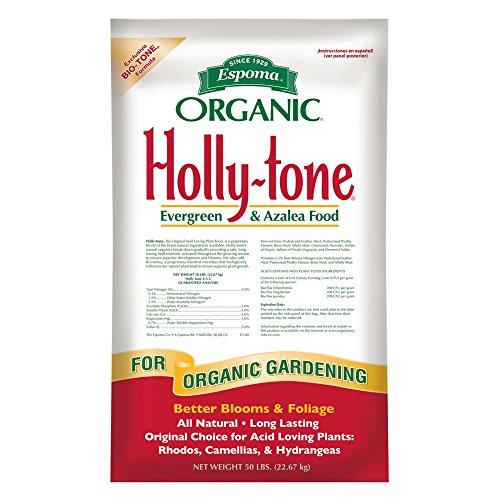 Espoma 50 lbs. Organic Holly Tone Evergreen & Azalea Food