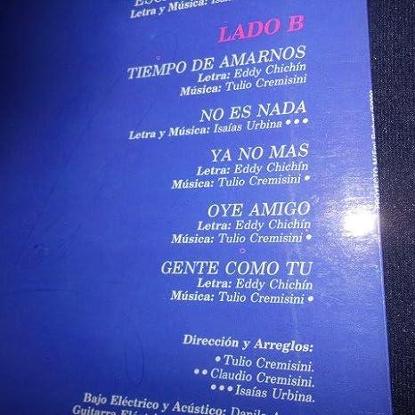 Eddy Chicin, Tulio Cremisini, Alejandro Mata, Isaias Urbina, Johnny, Xavier, Rene - Proyecto M (EMI//Vinyl) - Amazon.com Music