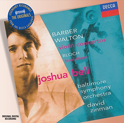 Barber/Walton: Violin Concertos