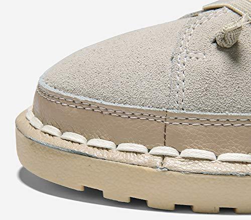 Planos Yxx Zapatos Mujer zapatos Beige Mujer Con Deporte Zapatillas Casuales Deportivas Para Bajas Y Holgados Caminar De Cordones Fwnfq8wrx
