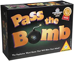 Pass The Bomb Action Card Game