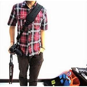 一眼カメラ用 スライドクイックストラップ Quick strap