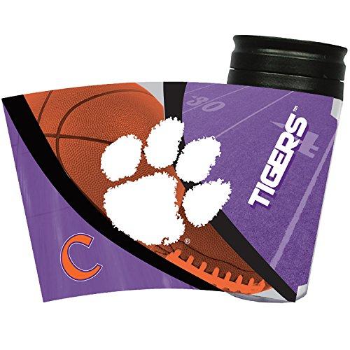 Clemson Tigers Freezer Mug Clemson Crystal Freezer Mug