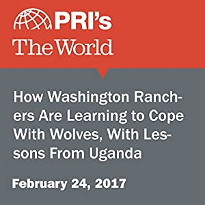 How Washington Ranchers Are Learning to Cope With Wolves, With Lessons From Uganda