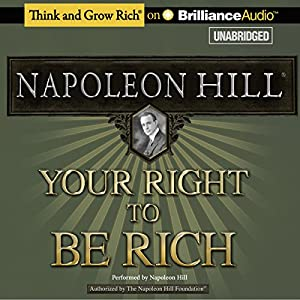 Your Right to Be Rich Audiobook