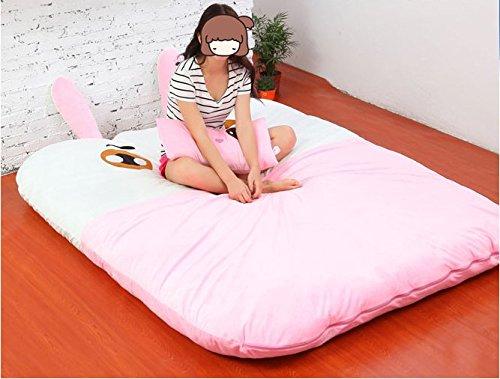 Norson Animal Cartoon Series sacos de dormir, colchón para niños, Super suave sofá cama doble cama doble cama caliente Cartoon Tatami puf: Amazon.es: Hogar