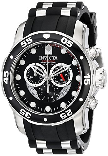 Invicta Men's 6977 Pro Diver Collection Stainless Steel Watch (Invicta Watch Replacement)