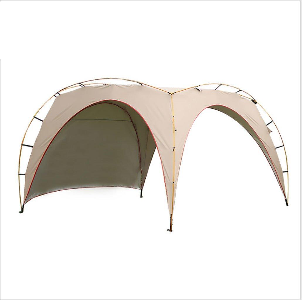 GXWFUI Strandmuschel Campingzelt UV Schutz Strandzelt