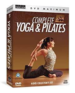Amazon.com: Complete Yoga & Pilates: Artist Not Provided ...