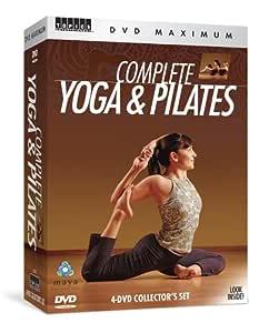 Amazon.com: Complete Yoga & Pilates: Artist Not Provided ...