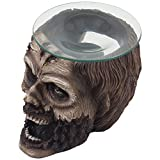 Undead Zombie Head Electric Oil Warmer or Wax Tart Burner Halloween Decor Gifts,zombie dog sticker blu ray rob