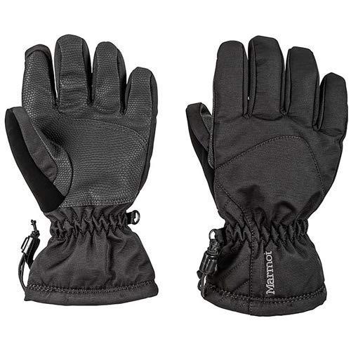 Marmot Girls Glade Glove, Black, Small