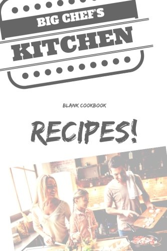Download Blank Cookbook: Blank Cookbook 6x9 ( Recipes & Notes, Cookbook Journal, Cooking Journal, Cooking Notebook, Blank Cookbook Journal, Cooking Gift Series) (Volume 31) ebook