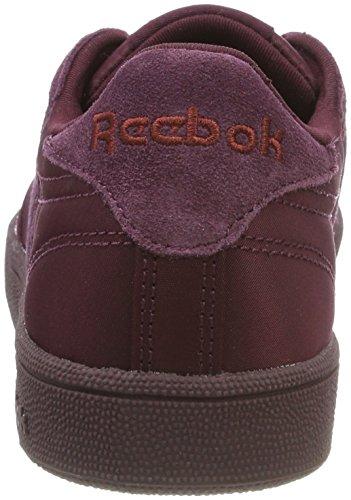 Dark Red Met Red C Fitness Club Reebok 85 Soft Rust Women's Shoes zPn8OwB