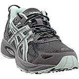 ASICS Women's GEL-Venture 5 Running Shoe (7.5 B(M) US, Frost Gray/Silver/Soothing Sea)