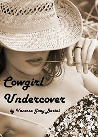 book cover of Cowgirl Undercover
