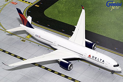 GeminiJets G2DAL753 Delta A350-900 N502DN / GEMG20753 1:200 Gemini Jets Delta Airlines Airbus A350-900 Reg #N502DN (pre-Painted/pre-Built)