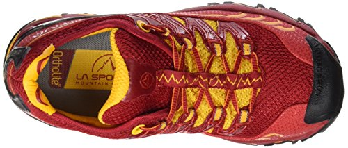 Chaussures La Sportiva Ultra Raptor Rose-Jaune Femme 2016