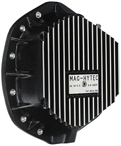 Mag-Hytec Rear Differential Cover 03-12 Dodge Ram 2500 & 3500 Cummins 5.9L & 6.7L Diesel w/14-11.5 Axle