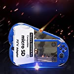 Funturbo ultimate version sd2vita 5. 0 memory card adapter, ps vita psvsd micro sd adapter psv 1000/2000 pstv fw 3. 60 henkaku enso system 18 read this before buying: sd2vita is a third party memory card adapter which requires you to currently be on an unlocked 3. 60 firmware like henkaku/ ensō, also supports 3. 60+ firmware 3. 65-3. 68, which has been released sd2vita can't be used as ps vita memory card, it doesn't fit the memory card slot, put this in your game card slot as the psv game cartridge latest version 5. 0 sd2vita microsd card adapter, you can replace the expensive ps vita memory card with any microsd card up to 256gb, loading speed is 20% - 30% faster than original game card