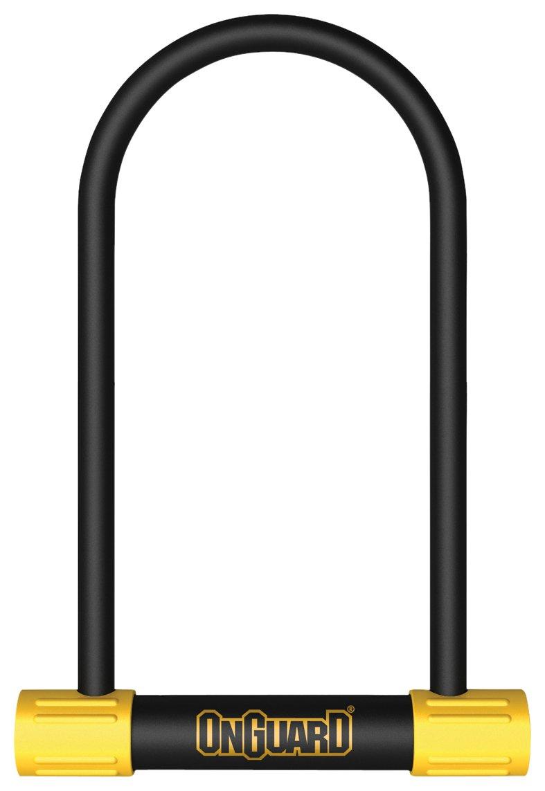 OnGuard (8009) Bulldog LS U-Lock (Black, 4.53 x 11.50 -Inch) by ONGUARD (Image #1)