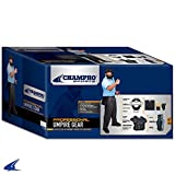 Champro Varsity KIT Lightweight mask chest protector leg guards brush indicator ball bag UMP UMPIRE GEAR