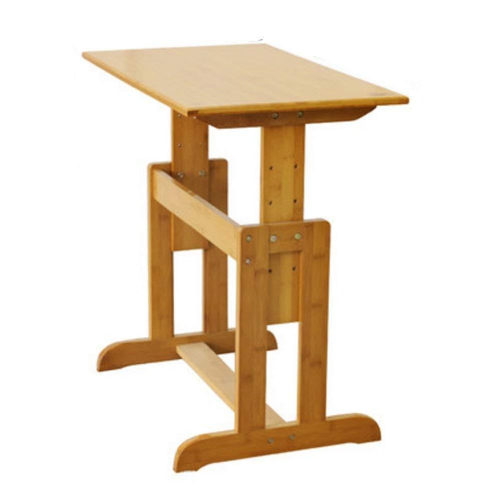 Dongy持ち上がる子供の机、コンピュータの机、居間の机、学生の机、小学校の机、子供のテーブル B07T3B55VR