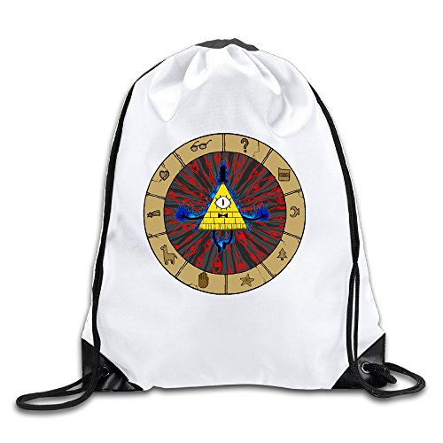 Price comparison product image LCNANA Cartoon Bill Animated Cipher Personality One Size Travel Bag