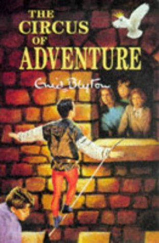 book cover of The Circus of Adventure