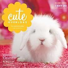 Cute Overload 2015 Mini Calendar