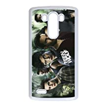 LG G3 Cell Phone Case-white_Teen Wolf Phone Case