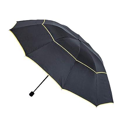96e7147f32ae Amazon.com: Windproof Golf Umbrella, Manual Open Durable Premium ...