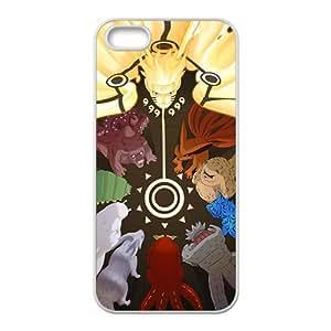 SANYISAN Naruto Monster Black iPhone 5s case