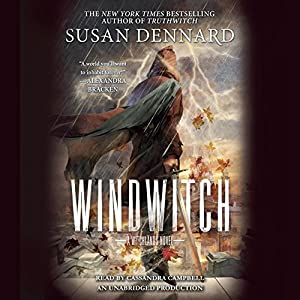 Windwitch Audiobook