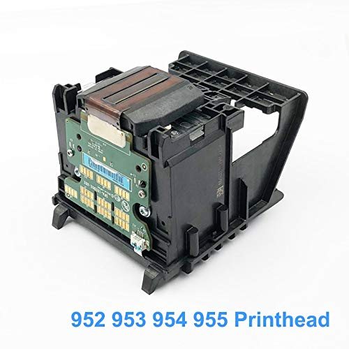 Yoton J3M72-60008 M0H91A For HP 952 953 954 955 Printhead Print Head For HP Officejet Pro 7740 8210 8702 8710 8715 8720 8725 8730 8740 - (Color: Original Brand New)