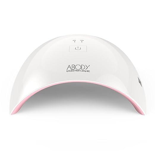 223 opinioni per Abody Lampada LED Unghie 24W Timer da 30s, 60s per LED UV ,in Automatico Sensore