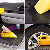 Portable 12V 90W Car Wet And Dry Vacuum Cleaner Tire Inflator Pump Air Compressor