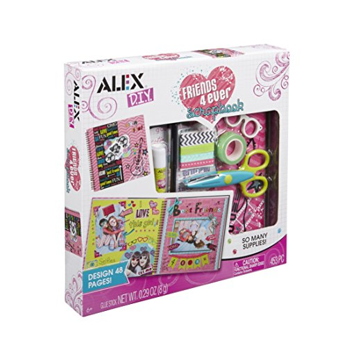 Alex DIY Friends 4 Ever Scrapbook ()