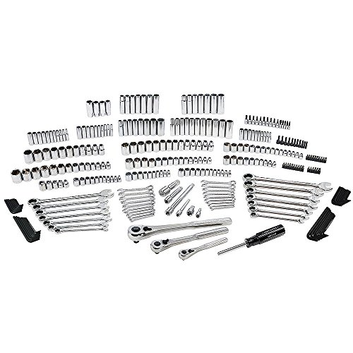 Craftsman 323-pc Mechanics Tool Set by Craftsman
