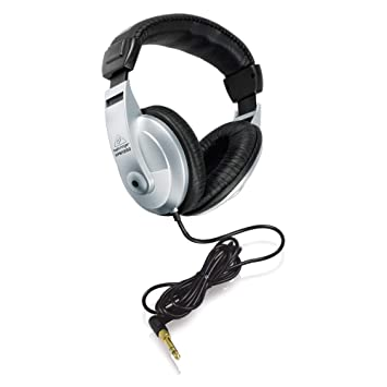 Amazon.com: Behringer Studio Headphones Black HPM1000-BK: Musical Instruments