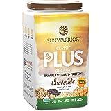 Classic Plus Raw Organic Protein Powder, Chocolate 2.2 lbs