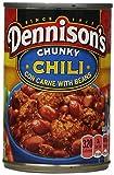 Dennison's Chunky W/Beans Chili Con Carne, 15 Ounce