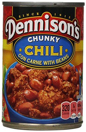 Dennison's Chunky W/Beans Chili Con Carne, 15 Ounce ...