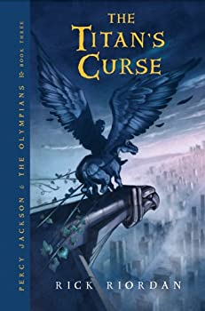 The Titan's Curse 1423101480 Book Cover
