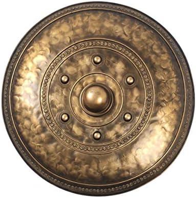 LOOYAR Ancient War Round Shield Display Shield