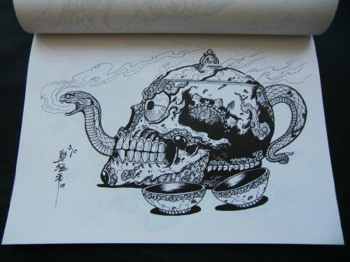 Tibetan Skulls Japan Horimouja Jack Mosher Japanese Style